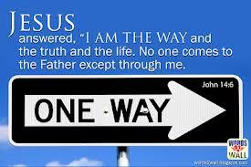Jesus -  I am The Way