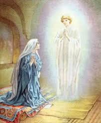 Maria si ingerul