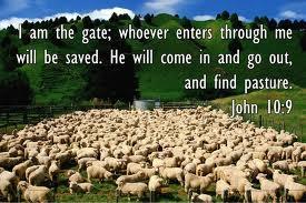 Pastorul si oile