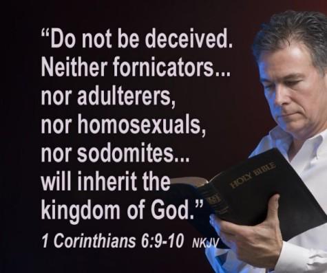 1 Corinth 6.9-10