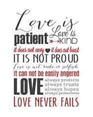 Love is patient 1 Corinthians 13.4