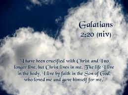 Galateni 2.20