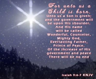ISAIAH-9-6-7